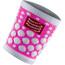 Compressport 3D Dots irtohihat/-lahkeet , vaaleanpunainen